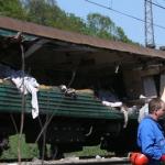 Train Derailed in Egypt; 5 Killed, 27 Injured