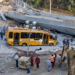 Bus Falls of Bridge in Philippines; 26 Injured