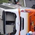 Bus Crash in Tanzania Injured 41