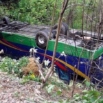 10 Killed as Bus Falls into a Gorge in Himachal Pradesh