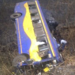 Bus Plunges Into Gorge in Tanzania: 7 Injured
