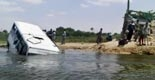 Tour Bus Plunges into Nyang River; 3 Dead, 13 Missing