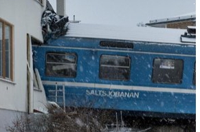 Train Cleaner in Stockholm Crash Now a Victim, Not Suspect