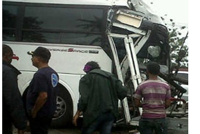 Bus Crash In the Dominican Republic